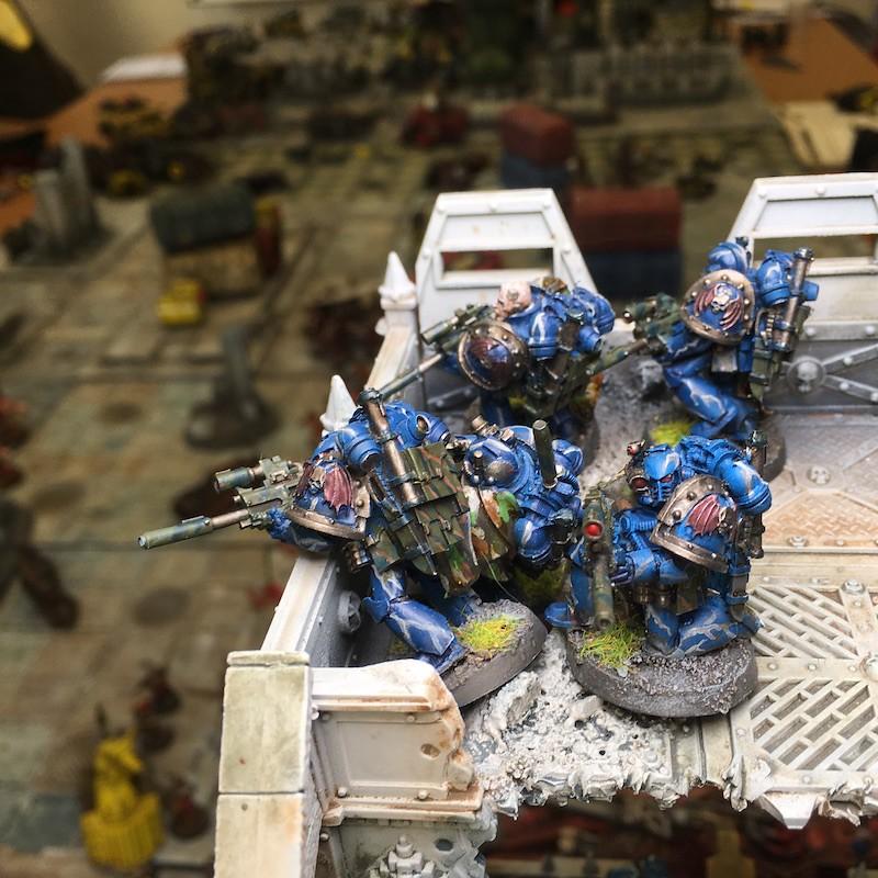 Medal of Colors Assault on Molech battle-55