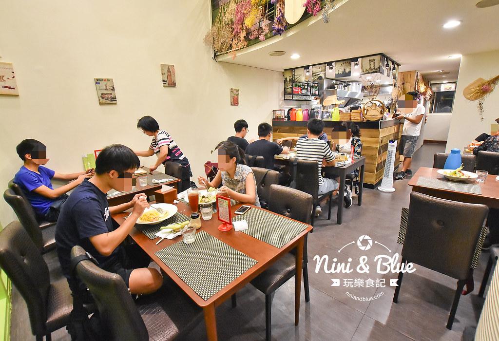路義思 台中 義大利麵  menu菜單24