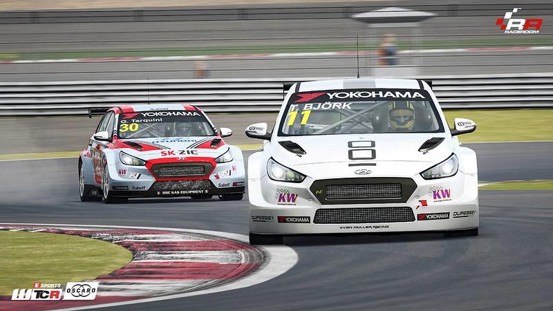 RaceRoom Hyundai i30 N TCR 4