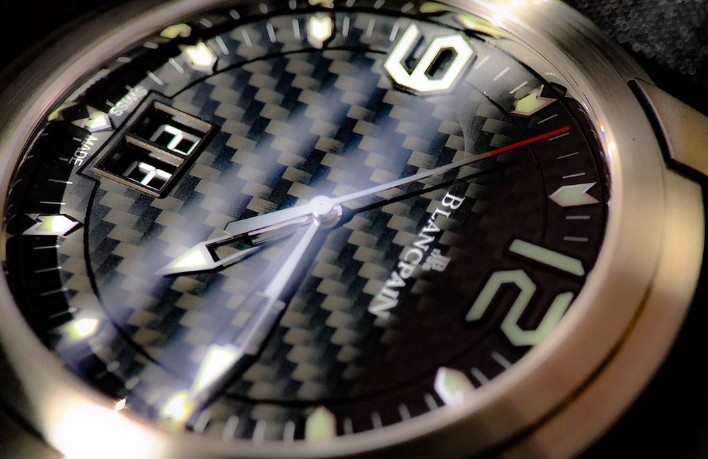 Blancpain L'Evolution R Grande Date, L'Evolution R Grande Date Ref R10-1103-53B