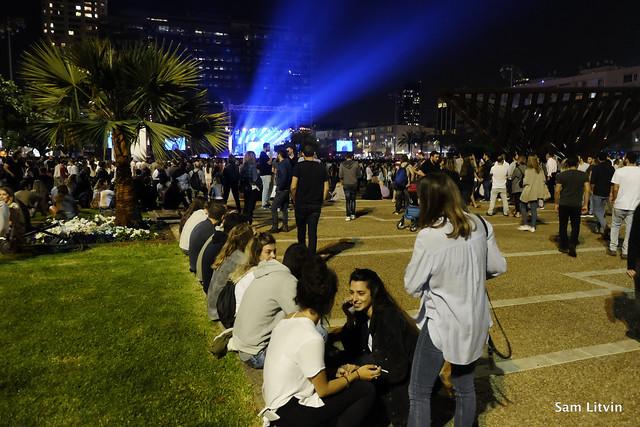 Yom Hatzmaut Tel Aviv