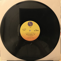 YAZ:DON'T GO(RECORD SIDE-A)