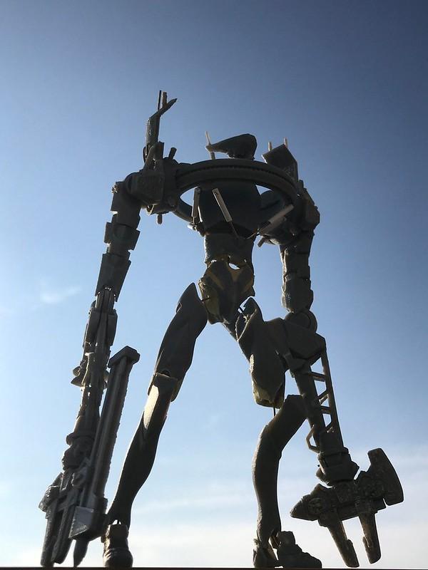 新劇場版最終章《新·福音戰士劇場版:│▌》於日本全國電影院公開特報,預計 2020 年上映