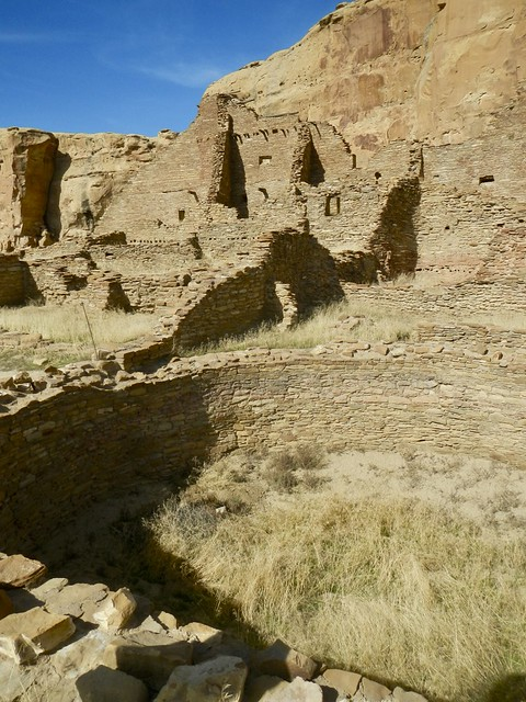 Pueblo Above the Kiva, Nikon COOLPIX AW100