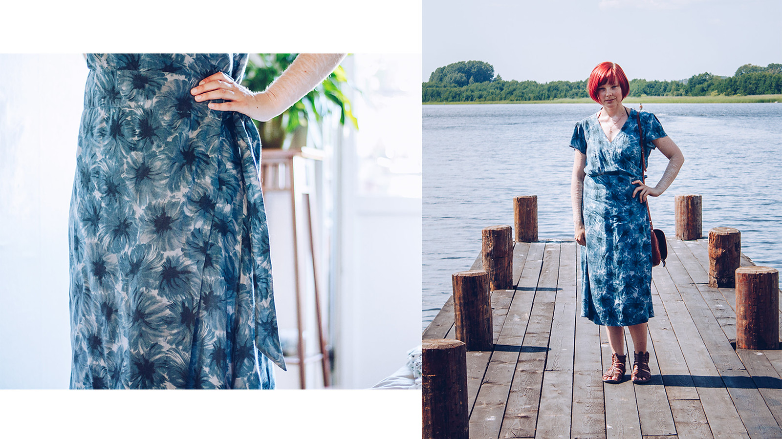 DIY sy om omlottklänning sybingo2018 - reaktionista.se