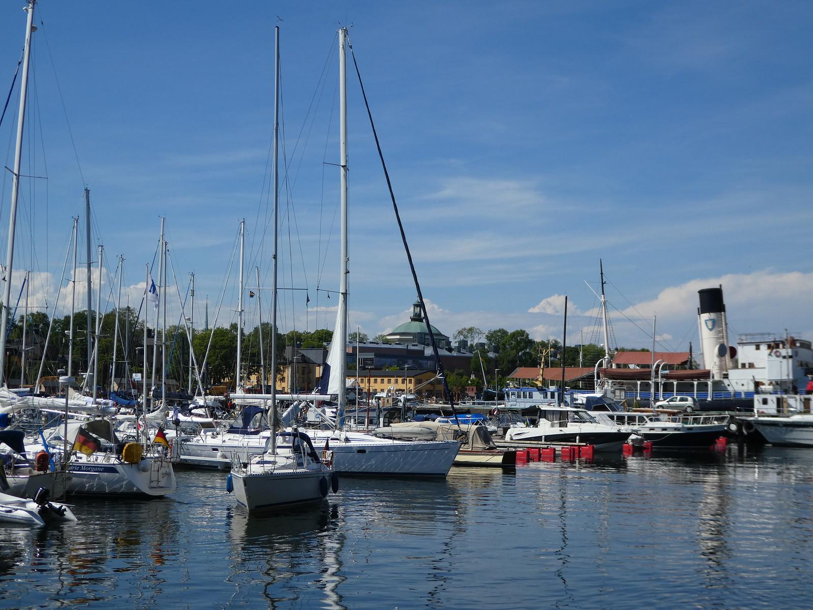 Djurgården waterfront, Stockholm
