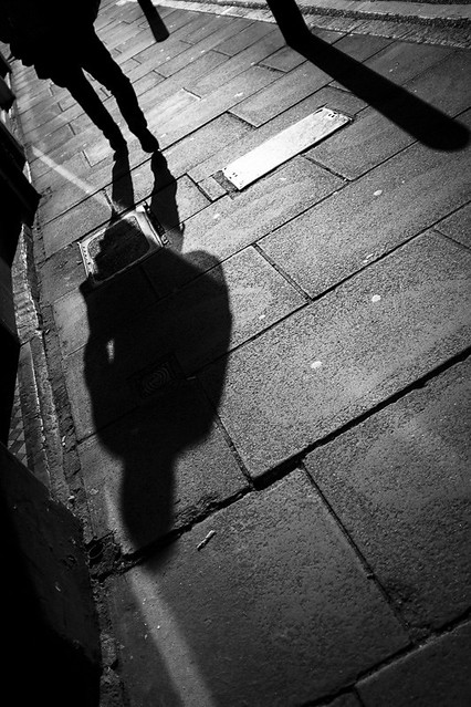Edinburgh shadows