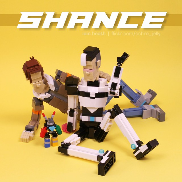 Space ships | Voltron | SHANCE