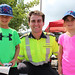 Wed, 2018/08/08 - 2:33pm - The TD Summer Reading Club's Big Wheels was held at the Courtice Branch on Wednesday, August 8, 2018!  Big Wheels is rolled back into town! Families were able to get close with their favourite working cars, trucks, and equipment in everyone's favourite parking lot party!