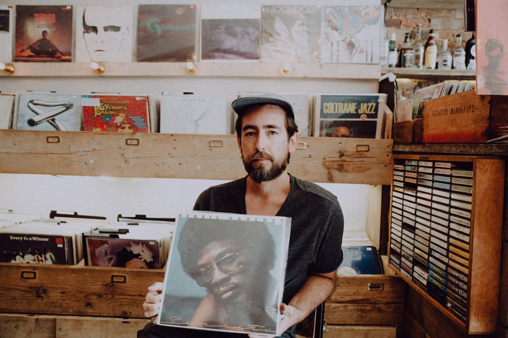 Record Shopping with Charles Watson