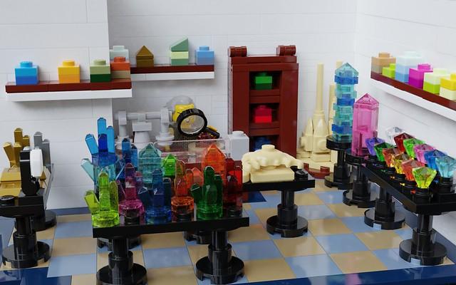 Minerals Shop
