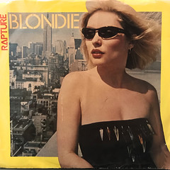 BLONDIE:RAPTURE(JACKET A)