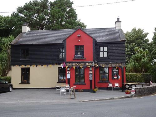 """The Hooker Bar"" Connemara, Irland"