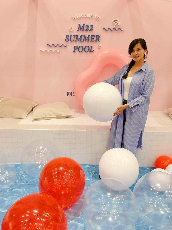 m22 summer pool特賣會