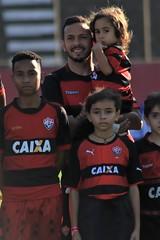 Mascotes - Vitória x Cruzeiro - Fotos: Maurícia da Matta / EC Vitória