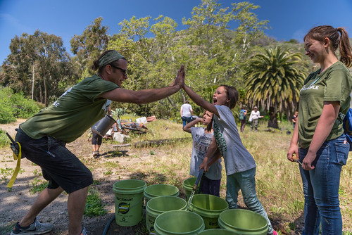 Earth Day 2018 - Topanga Creek