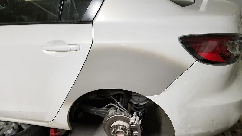 DIY Dent/Rust Repair and Body Work - BMW 3-Series and 4