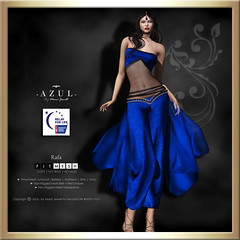 (AD) -AZUL- Rafa [FantasyFaire]