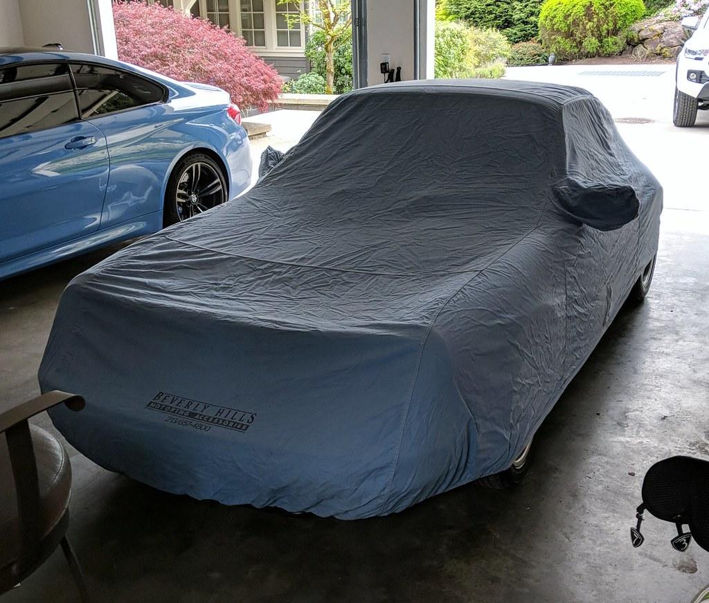 Bmw Xxx: My Low-Mileage '88 Venetian Blue Coupe