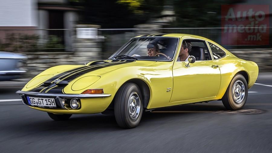 Opel GT istorija 5