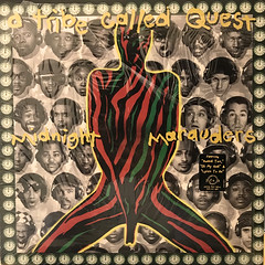 A TRIBE CALLED QUEST:MIDNIGHT MARAUDERS(JACKET A)