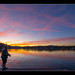 Cast a line Catch a Sunset by davoson