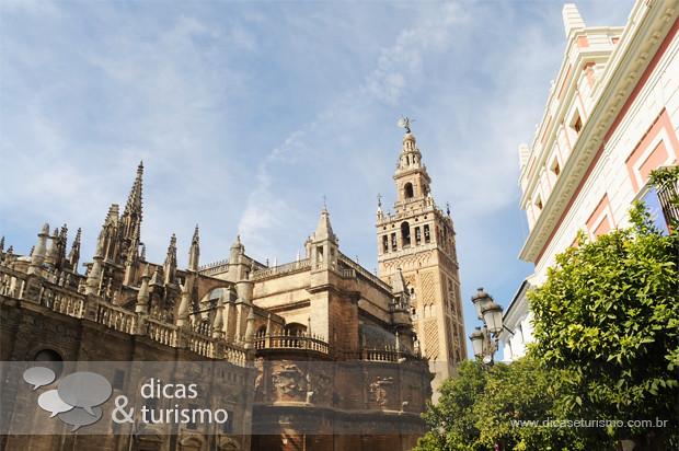 Sevilha - Catedral e Giralda