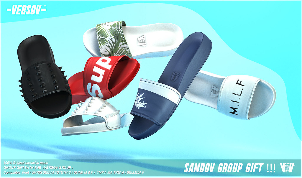 [ VERSOV ] SANDOV !! GROUP GIFT !! Updated and totally FREE !!!