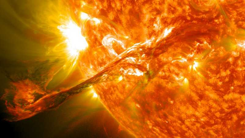 éruption-solaire