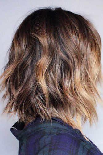 Trendy Shag Haircut Ideas -Modernized Versions Of Styles 2019 10