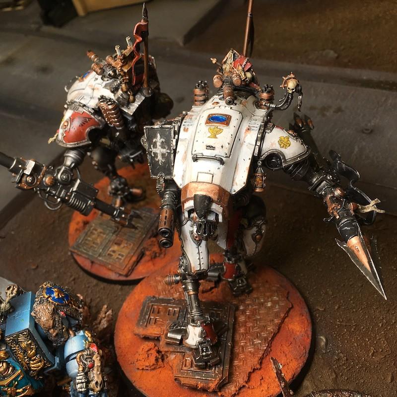 Medal of Colors Indomitus Crusade Battles-4