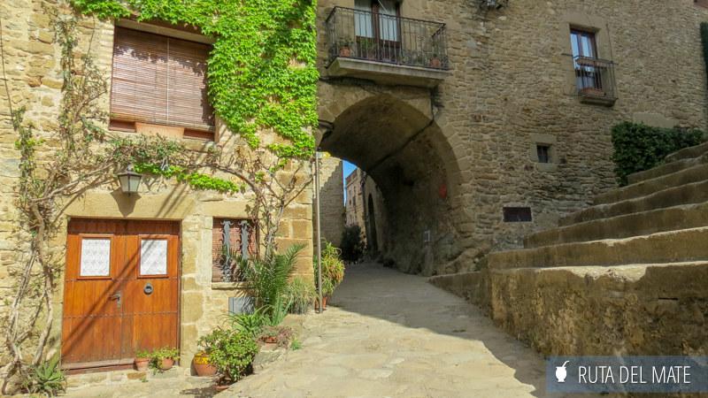 Pueblos de Cataluña Medievales 04