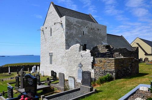 The Abbey, Clare Island