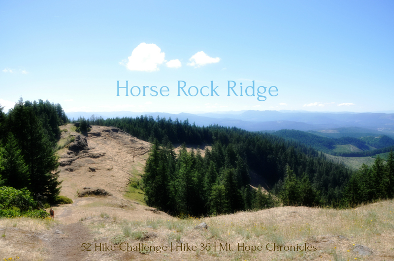 Horse Rock Ridge June @ Mt. Hope Chronicles