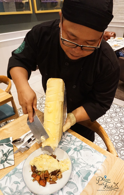 delicious bangsar raclette cheese