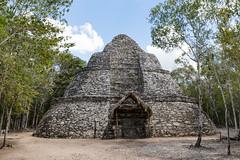 Mayan city of Coba