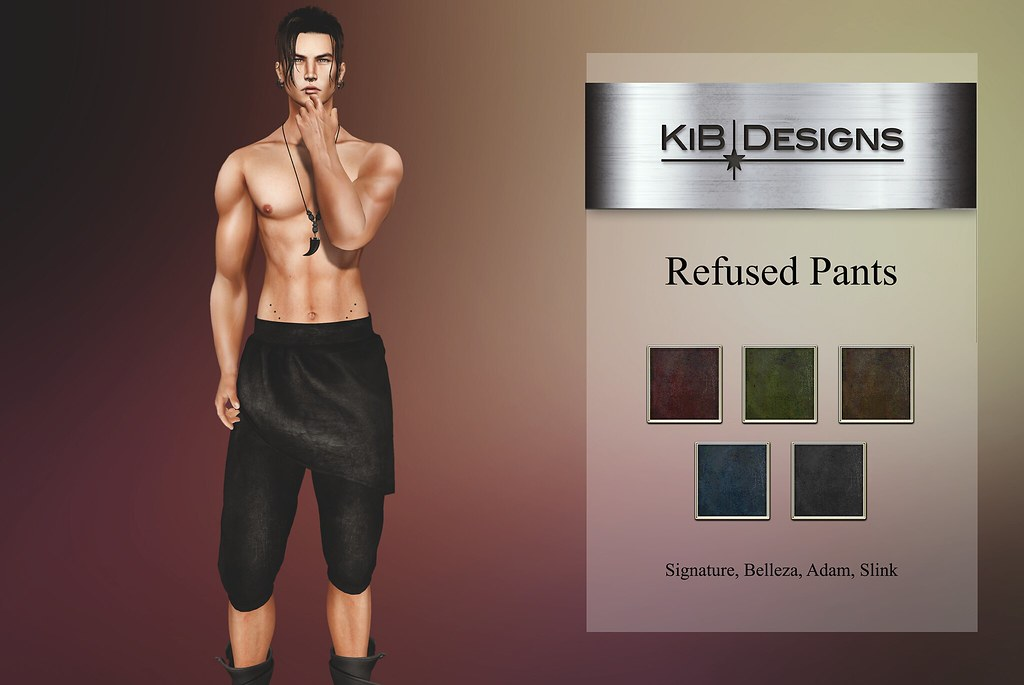 KiB-Designs - Refused Pants@Darkness Event - TeleportHub.com Live!