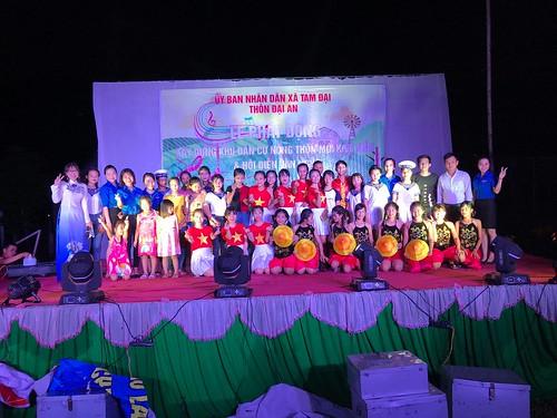 Tuổi trẻ Tam Đại kỷ niệm ngày thương binh liệt sỹ