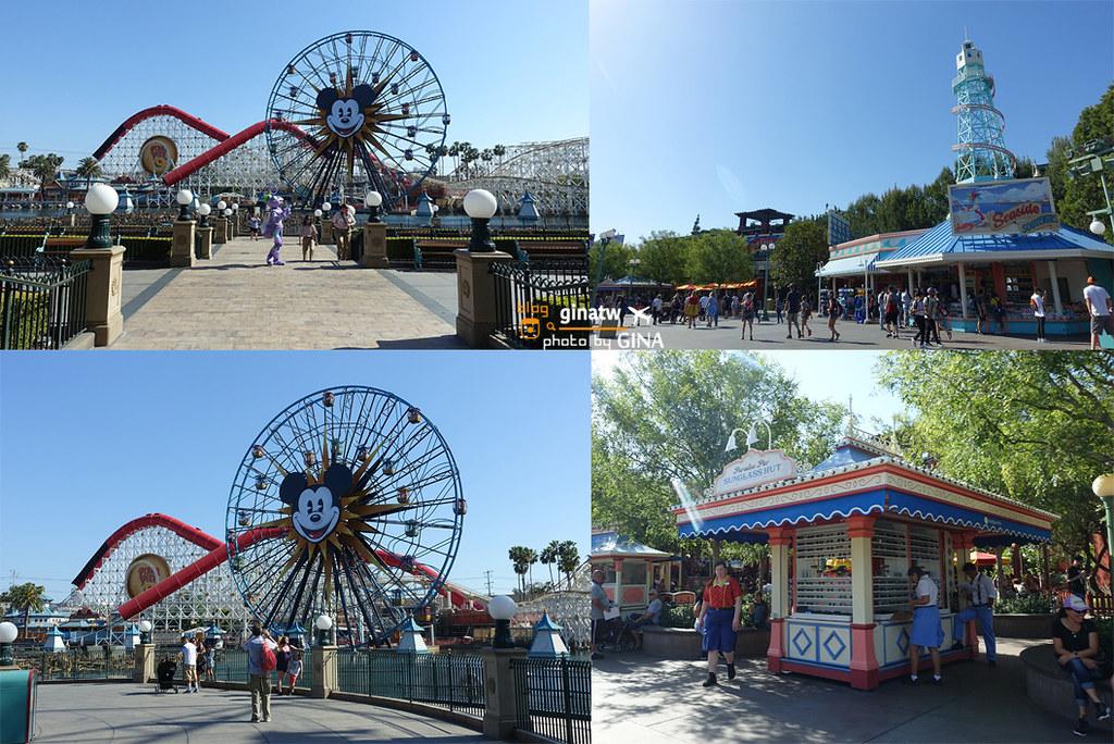 【美國加州主題樂園】2020洛杉磯迪士尼冒險樂園攻略|Frozen 冰雪奇緣歌舞劇必看!快速通行證教學 @GINA環球旅行生活|不會韓文也可以去韓國 🇹🇼