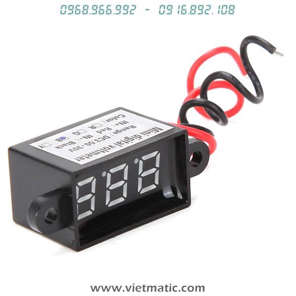 Đồng hồ đo bình điện tử, chống nước