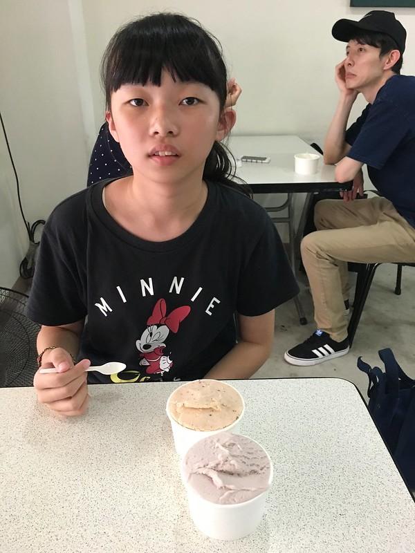 東區美食-北門鳯李冰
