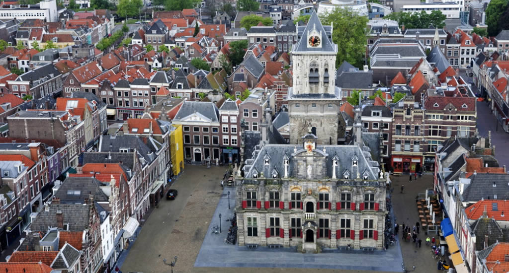Top 10 things to do in Delft, The Netherlands: Market Square | Your Dutch Guide
