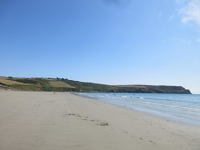 Carne Beach, Cornwall, Canon IXUS 275 HS
