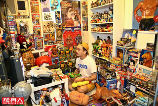 復古萬歲!他用他的記憶帶領你「回到過去」:美式懷舊玩具店長HANS - 《Yahoo 奇摩拍賣 × 玩具人:大人味玩具》