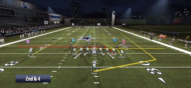 Madden NFL 19 - Passes