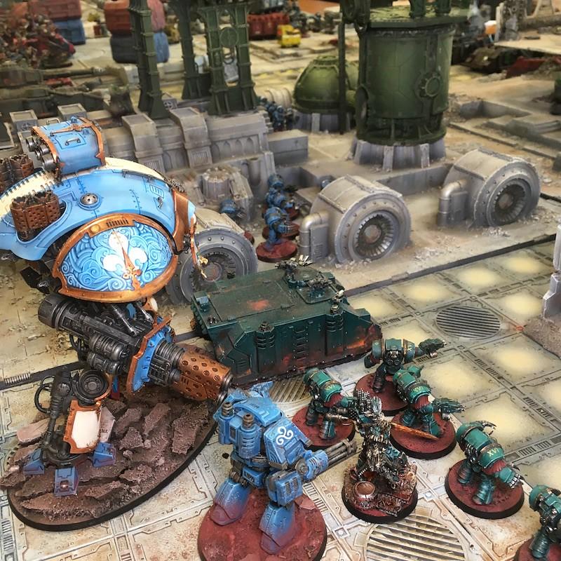 Medal of Colors Assault on Molech battle-14
