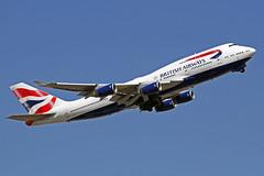 British Airways Boeing 747-436 G-CIVV LHR 30-06-18