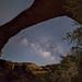 Natural Bridges ... Eye to Night by Ken Krach Photography