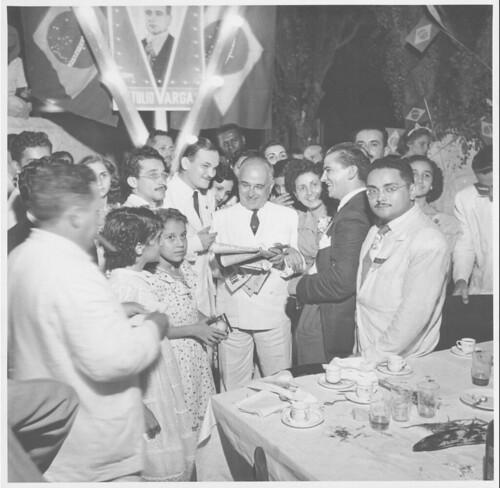 Getúlio Vargas em Manaus