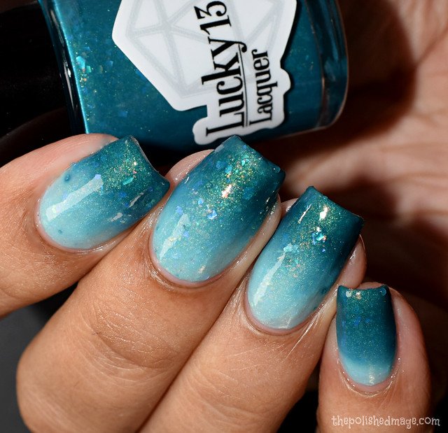 lucky 13 lacquer secretly a mermaid 3